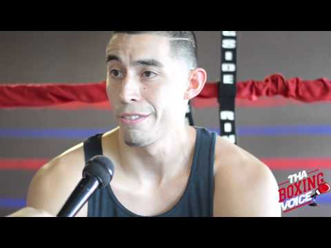 Enrique Neira Jr On Fighting Every Month and PBC debut