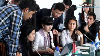 UNO Tashkent. The Inside Story. The Model UN and 'One Life' at UWED