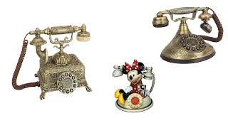 Best  Vintage Decorative Telephones | Top 10  Vintage Decorative Telephones For 2020 | Top Rated