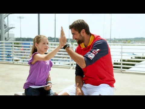 Uncovered: Cilic, Zverev, ATP Stars Get Schooled In U.S. Geography