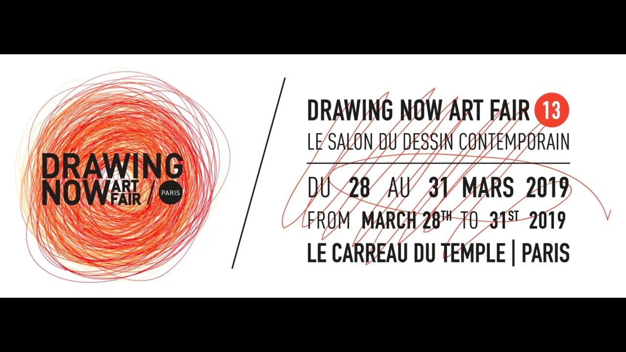 Drawing Now Art Fair I Le Salon Du Dessin Contemporain