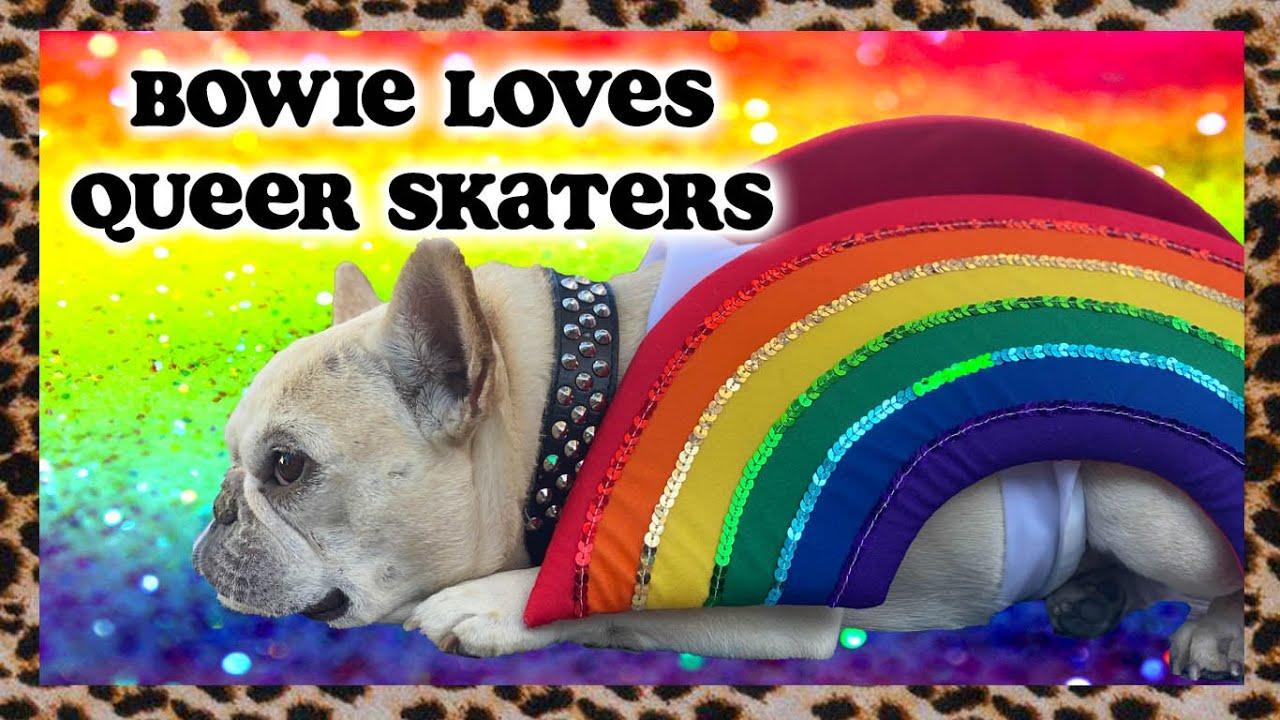 ROLLER SKATE REEL OF QUEER SKATERS!