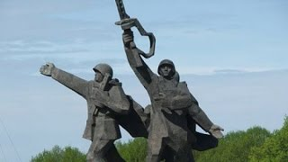 В Латвии могут снести памятник советским воинам