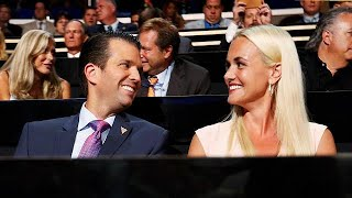 Police: Donald Trump Jr.'s wife taken to hospital after opening letter with white powder