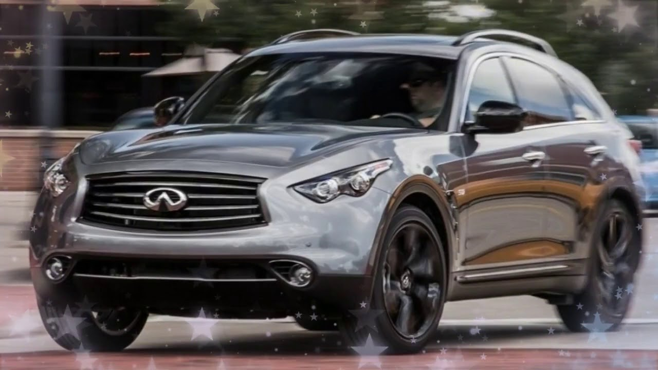 2019 infiniti qx70 will present many new features and systems - youtube