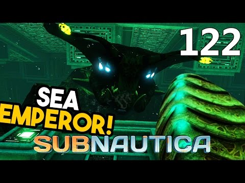 🔥 Subnautica [#122] AKWARIUM I SEA EMPEROR + JAJKA EMPERORA
