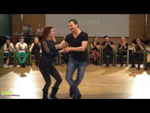 Strictly Open Sergey Khakhlev&Alesya Kovaleva  1 place