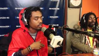 EarthGang Freestyle on Showoff Radio with Statik Selektah Shade 45 Episode 10/15/15