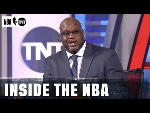 The Inside Crew Reacts to Kyrie Irving Postgame Comments | NBA on TNT