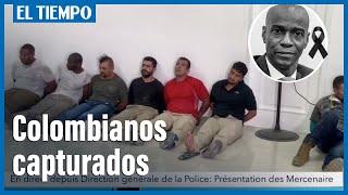 26 colombianos están involucrados en el asesinato de Moïse