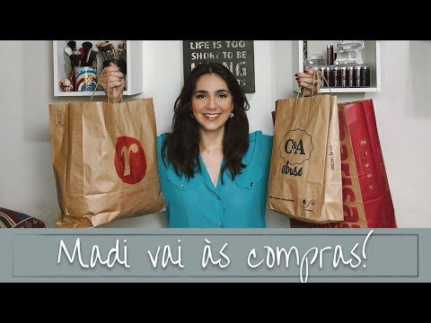 Achados em Fast-Fashion ( shopping haul )