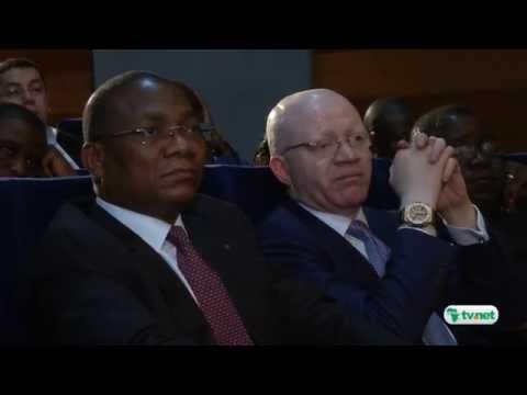 Ouverture du Forum Africa IT & TELECOM 2014