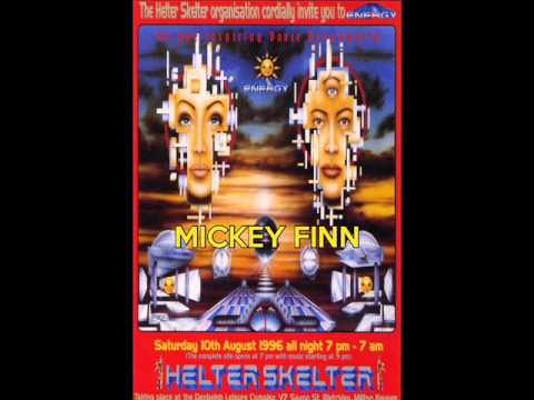 Mickey Finn & McMc & Mc Prince @ Helter Skelter Energy 10 8 1996