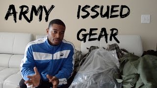 Army Issued Gear whats in my Bag | Ruck Sack, Assault Pack & Duffle Bag