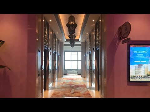 NEW Otis Compass Plus Gen2 Elevators at Disney's Coronado Springs - Gran Destino Tower, Orlando, FL