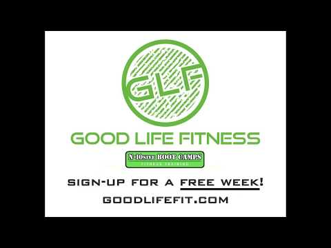 NEW Drone Video- N-10sive Boot Camps At Good Life Fitenss