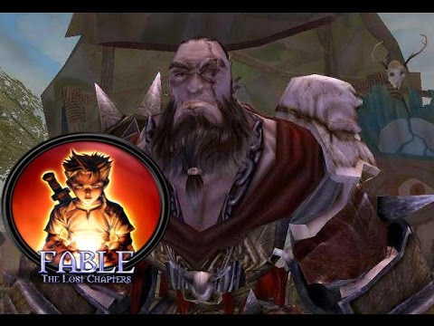 Fable The Lost Chapter Boss Fights #1 Twinblade