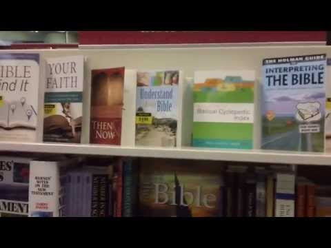 Evaluating the Books and Music At  A Berean Christian Bookstore