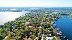 Windermere Florida 2018 4K Aerial Tour