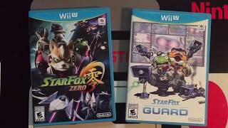 STAR FOX ZERO + STAR FOX GUARD! - Building A Game Collection Ep. 79