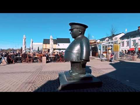 City of Oulu - Finland / 4K / DJI OSMO