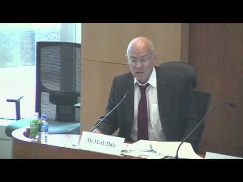 UCL-HKU Conference on Judicial Review in a Changing Society - Session Three (14th April 2014)