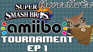 Smash 4 Amiibo Tournament | Round 1-3