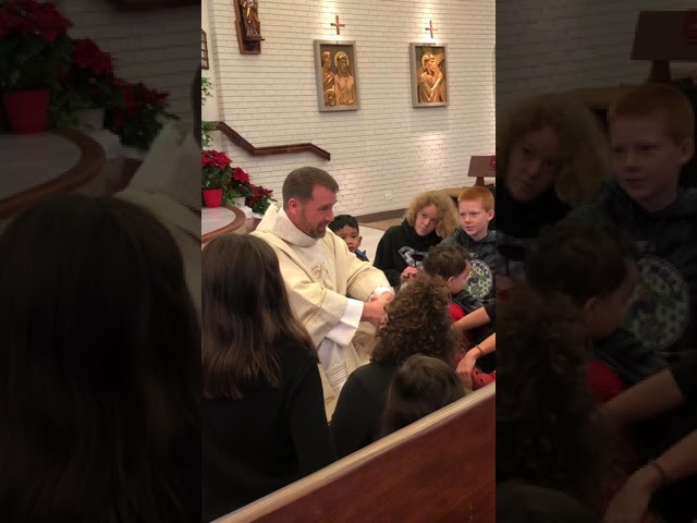 Christmas Day Mass 2018