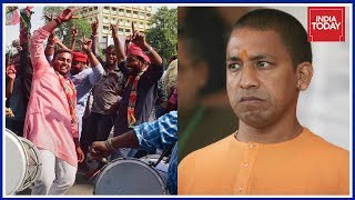 Breaking | Setback For BJP, SP-BSP Leads In Gorakhpur And Phul…