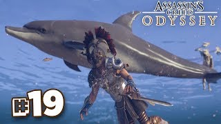 THE DOLPHIN WHISPERER! - Assassin's Creed Odyssey   Part 19    FULL PLAYTHROUGH (PS4) HD