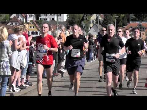 Halbmarathon  Heidelberg 2011