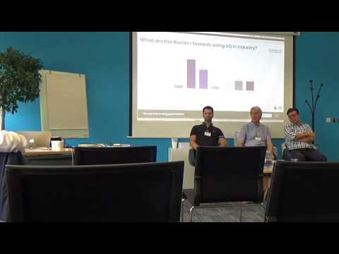 Academic - Industry Gaps: Panel at the Uncertainty Quantification & Management for Industry Event