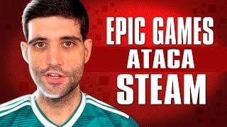 Epic Games ''ataca'' Steam, Xbox One sem disco e Google Stadia vai funcionar?