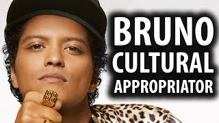 So About Bruno Mars & Cultural Appropriation