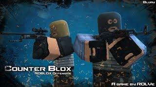 Counter blox Roblox ofensiva 2. Parte deste vencedor ganhou