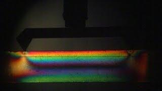 Лабораторная работа №14 (поляризационно-оптический метод).