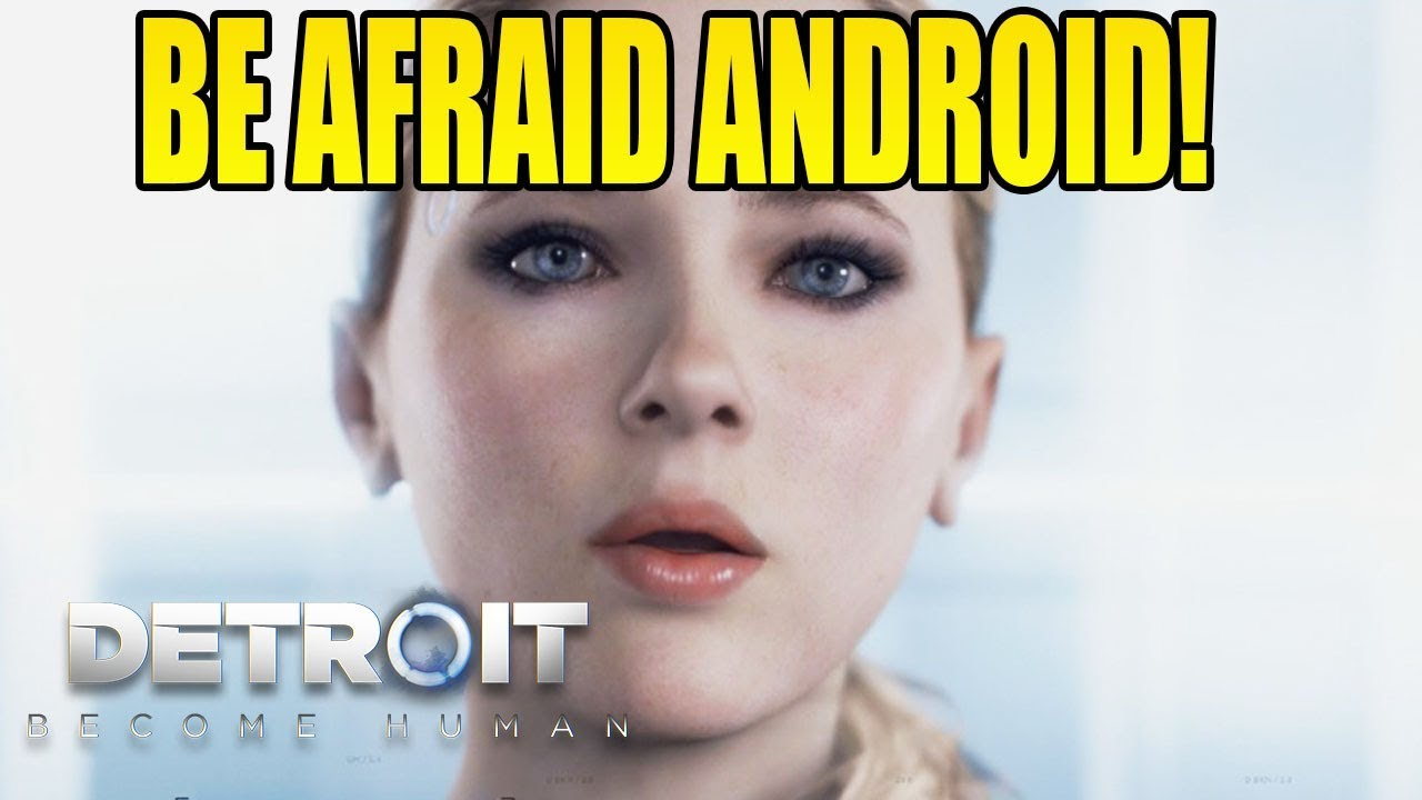 evil in humans by choice Get the game on amazon:   what happens if you abandon alice to save yourself - detroit become human scerebro: • facebook: .