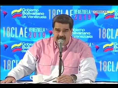 Lo que dijo Maduro sobre los CLAP y la resistencia contra el imperialismo este 25 mayo 2019