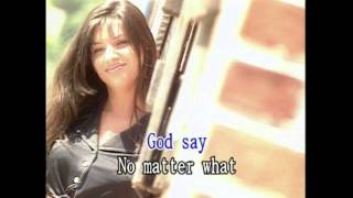 No Matter What (Karaoke)