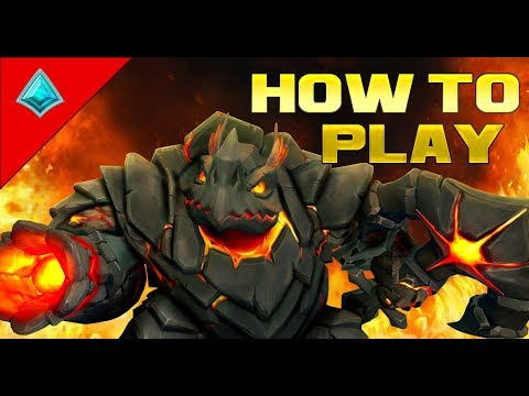 How To Play Makoa In Paladins (OLD)