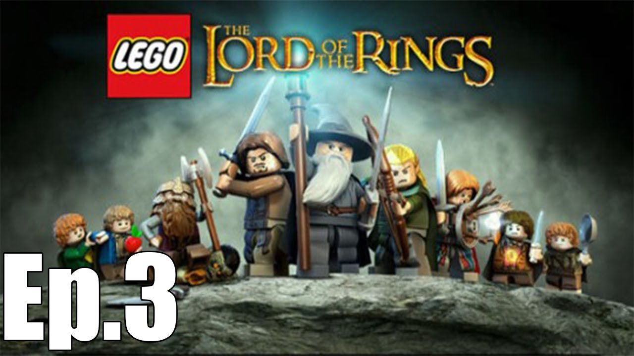 Lego Lord Of The Rings Saruman