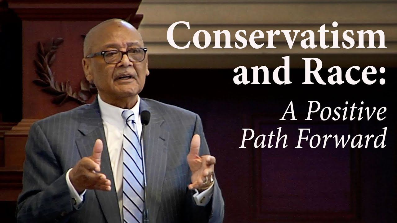 Conservatism and Race: A Positive Path Forward | Christ Chapel Drummond Lecture Series