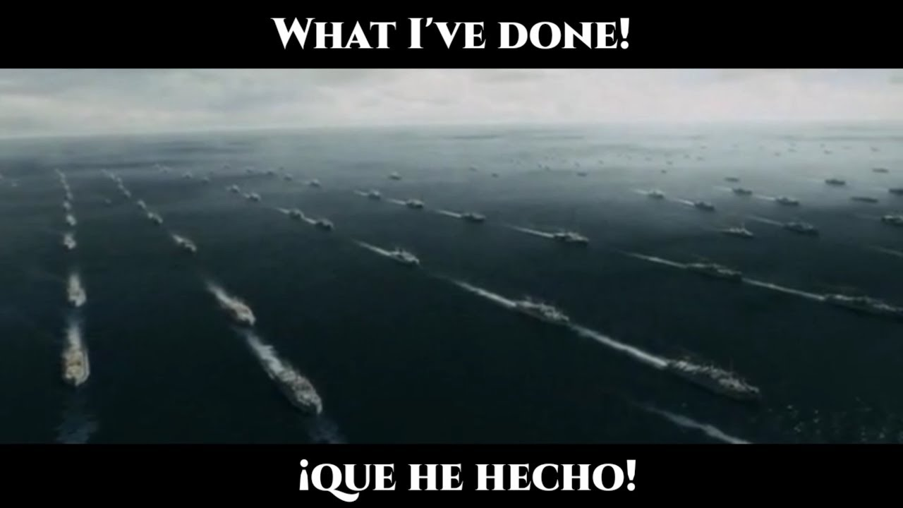 Linkin Park What I Ve Done Subtitulado Español Y Inglés Youtube