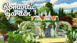The Sims 4 - ROMANTIC GARDEN MICRO + REVIEW | Speed Build