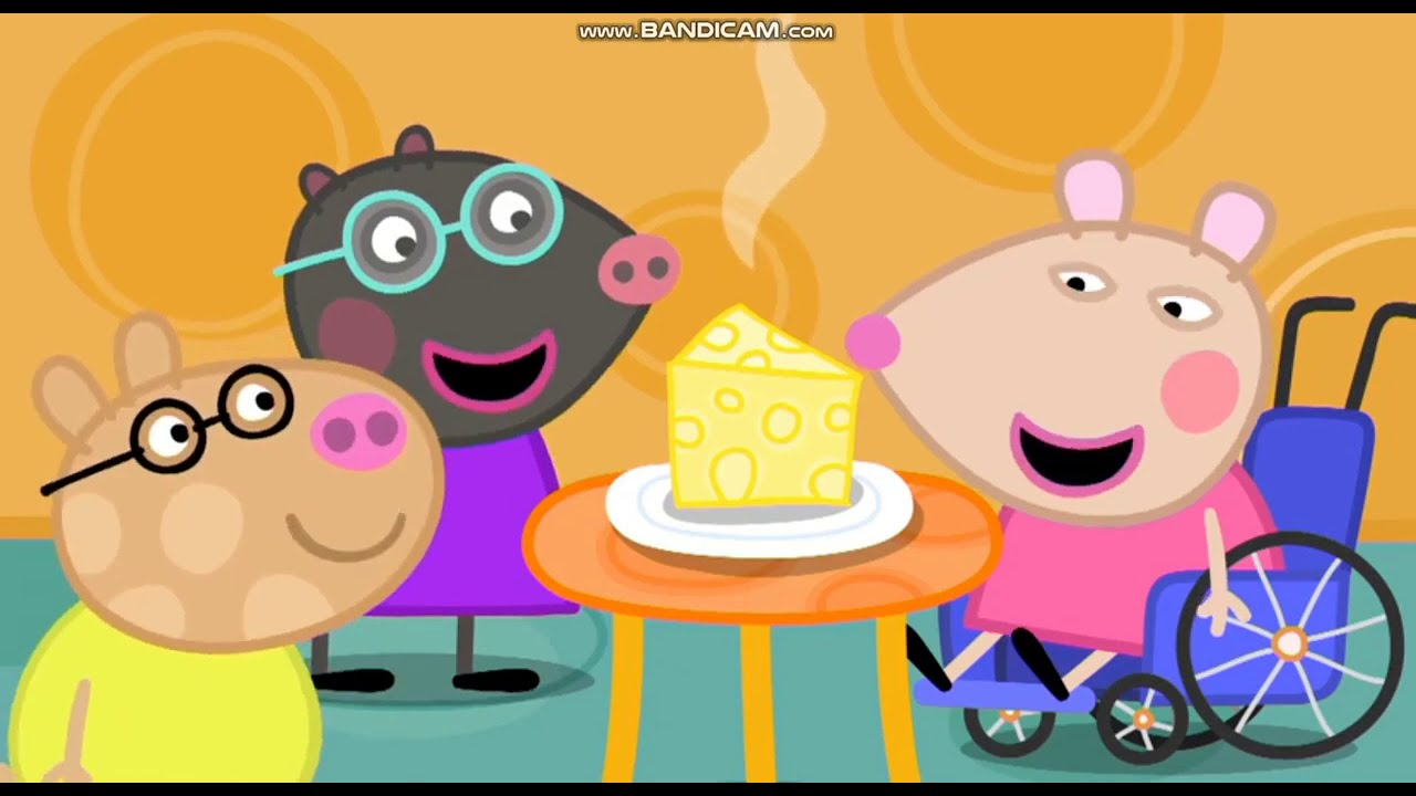 Download Peppa Pig S06E51 Mandy Mouse's Birthday