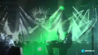 Обложка Прощальный концерт Король и Шут Лусинэ Геворкян Танец злобного гения Stadium Live 25 11 2013