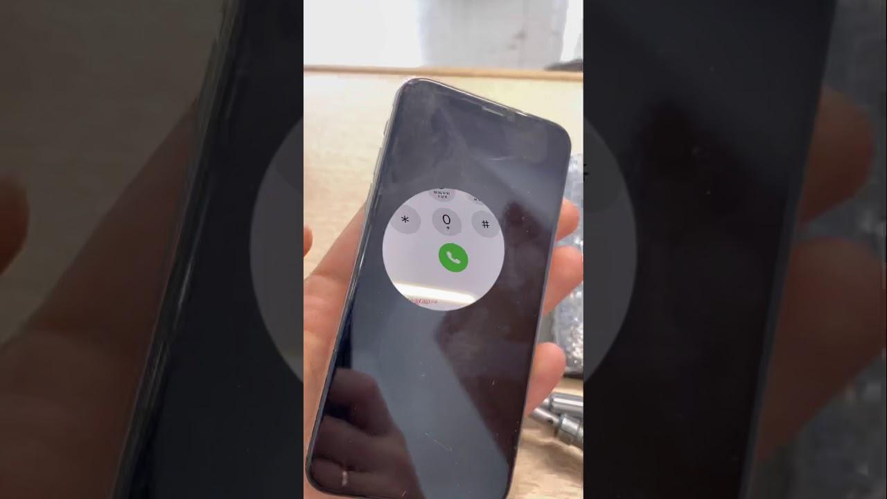 Замена дисплея apple iPhone 10 в Тюмени