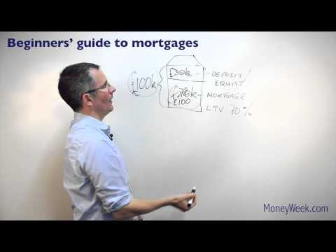 Beginners' guide to mortgages - MoneyWeek investment tutorials