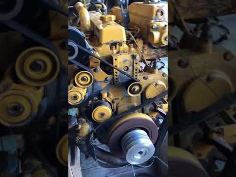 FOR SALE (506)726-7795 - JOHN DEERE 225 hp Marine Diesel engine