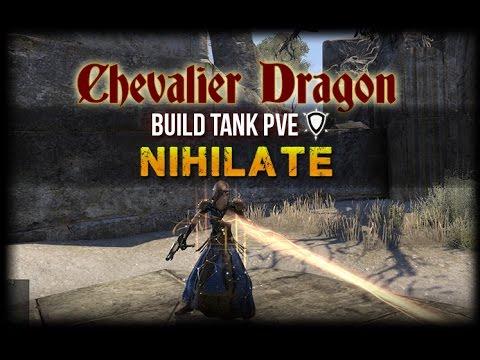 Teso Build Chevalier Dragon Dps Pvp